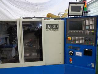 Tornio Spinner PD CNC-5