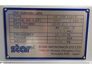 Tornio Star SB 20 R type G-6