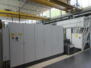 Fresatrice Unisign Unicom 6000, A.  2012-9