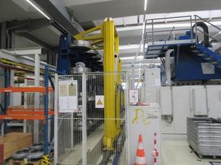 Fresatrice Unisign Unicom 6000, A.  2012-10