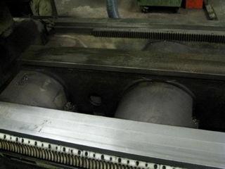 Tornio WMW Niles DPS 1400 / DPS 1800 / 1-3