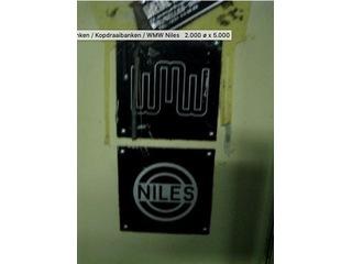 Tornio WMW Niles DPS 1400 / DPS 1800 / 1-5