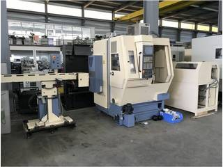 Fresatrice Willemin-Macodel W 408 MT, A.  2006-1