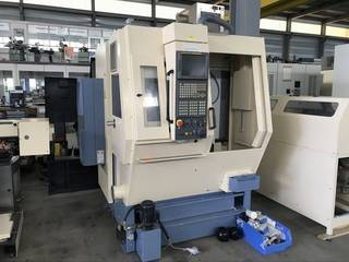 Fresatrice Willemin-Macodel W 408 MT, A.  2006-2