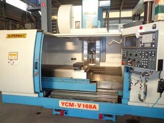 Fresatrice YCM Supermax V 168 A, A.  1998-1