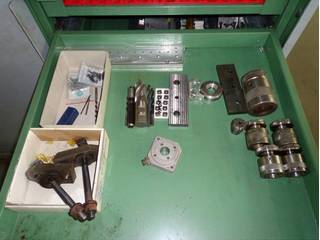 Fresatrice YCM Supermax V 168 A, A.  1998-7