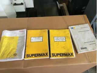 Fresatrice YCM Supermax V 168 A, A.  1998-14