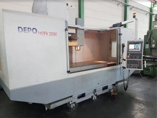 Fresatrice ZPS MCFV 2080-3