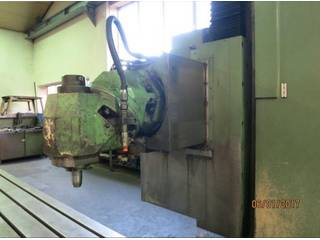 Zayer KF 5000 CNC 4700 Letto Fresatrice-2