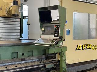Anayak HMV 6000 Letto Fresatrice-8