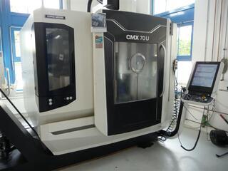 Fresatrice DMG CMX 70 U-0