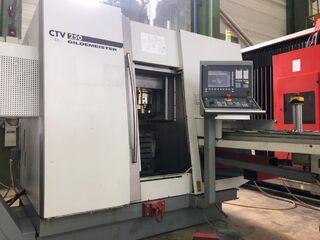 Tornio DMG CTV 250 V3-2