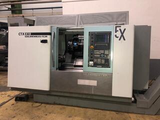 Tornio DMG CTX 410 V3-1