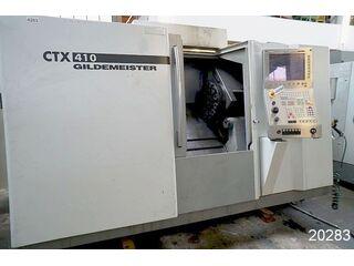 Tornio DMG CTX 410 V3-0