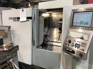 Tornio DMG CTX 410 V6-0