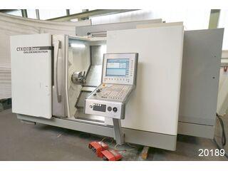 Tornio DMG CTX 420 linear-0