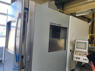 Fresatrice DMG DMC 105 V linear-0