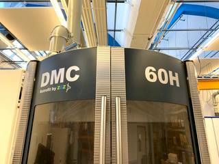 Fresatrice DMG DMC 60 H-13