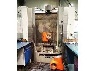 Fresatrice DMG DMC 70 H duoBlock, A.  2007-1