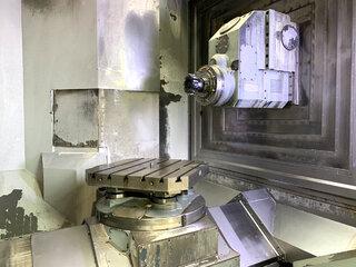 Fresatrice DMG DMC 80 H doubock-2