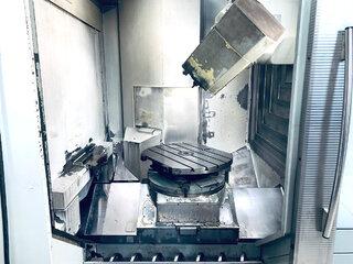 Fresatrice DMG DMC 80 U doublock, A.  2006-2