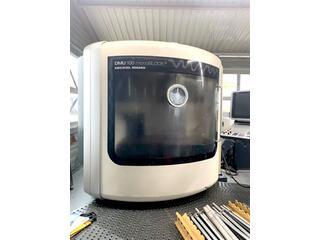 Fresatrice DMG DMU 100 T-0