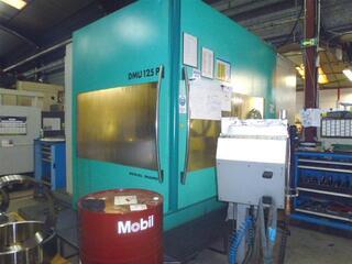 Fresatrice DMG DMU 125 P hidyn, A.  1999-0