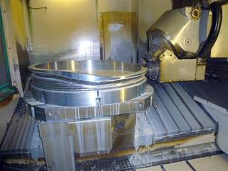 Fresatrice DMG DMU 125 P hidyn, A.  1999-2