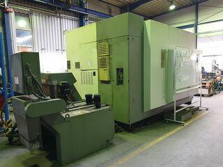 Fresatrice DMG DMU 125 T-7