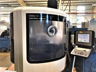 Fresatrice DMG DMU 60 monoBlock, A.  2011-0