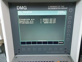 Fresatrice DMG DMU 70 Evo-6