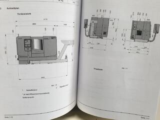 Tornio DMG Gildemeister CTX 450 ecoline-4