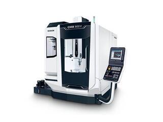 Fresatrice DMG Mori CMX 600 V-0