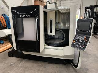 Fresatrice DMG Mori CMX 70 U , A.  2017-0