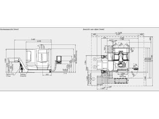Fresatrice DMG Mori CMX 70 U , A.  2017-10
