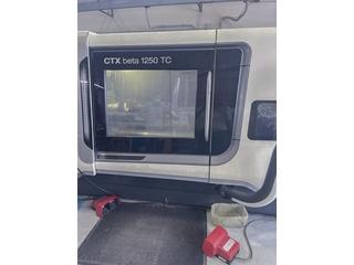 Tornio DMG Mori CTX beta 1250 TC-1