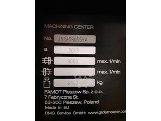 Fresatrice DMG Mori DMU 50 eco-7