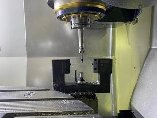 Fresatrice DMG Mori HSC 70 linear-3