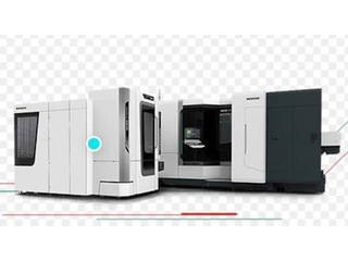 Fresatrice DMG Mori NHX 5000 - 6CPP-1