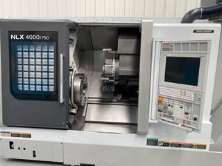 Tornio DMG MORI NLX 4000 BY/750-6