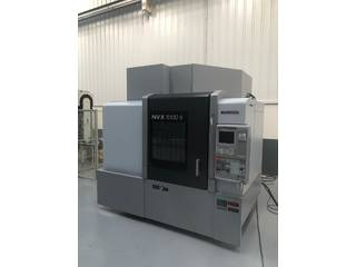 Fresatrice DMG Mori NVX 5100 II / 40 RV, A.  2013-1