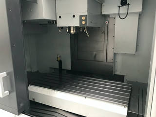 Fresatrice DMG Mori NVX 5100 II / 40 RV, A.  2013-7
