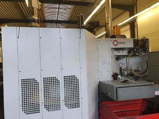 Fresatrice Hermle C 30UP, A.  2007-9