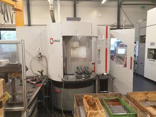 Fresatrice Hermle C 30UP, A.  2007-12