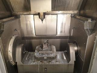Fresatrice Hermle C 30UP, A.  2007-2