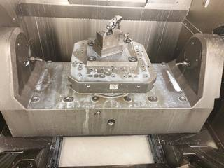 Fresatrice Hermle C 30UP, A.  2007-3