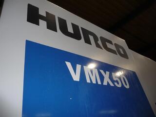 Fresatrice Hurco VMX 50 /40 T NC Schwenkrundtisch B+C axis-1