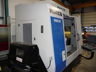 Fresatrice Hurco VMX 50 /40 T NC Schwenkrundtisch B+C axis-5