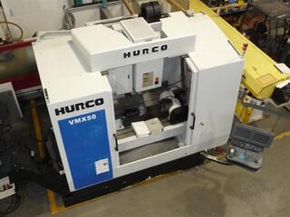 Fresatrice Hurco VMX 50 /40 T NC Schwenkrundtisch B+C axis-6