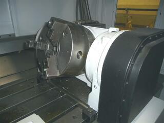 Fresatrice Hurco VMX 50 /40 T NC Schwenkrundtisch B+C axis-7